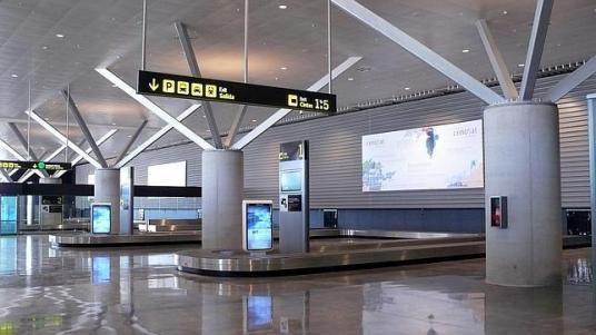 Aeropuerto de Ciudad Real. EFE / ABC.es