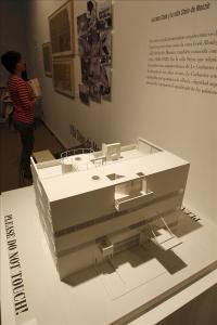 La joya europea de Le Corbusier reivindica el legado mundial del arquitecto - EPA