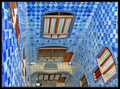 Las casas de Gaudí en Barcelona