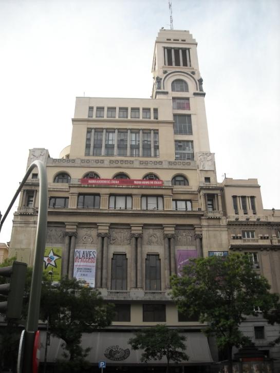 Círculo de Bellas Artes de Madrid - Darío Álvarez, mayo 2011