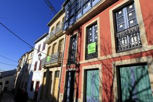 En el barrio de A Tinería hubo una experiencia de estudio de color. AEP