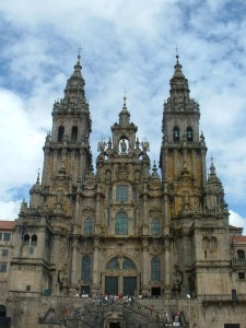 Catedral de Santiago de Compostela. Wikipedia