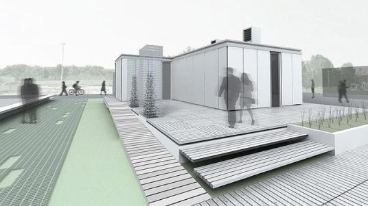 ABC.es - Solarkit, un proyecto de vivienda solar diseñado por la Universidad de Sevilla en 2010.