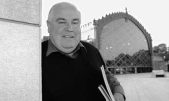 William J.R. Curtis en Sevilla, 2008.