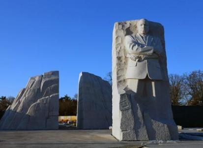 Foto: Lei Yixin, VOA - El Parque Memorial Martin Luther King se inaugurará este próximo domingo 28 de agosto. El presidente Obama, así como otras personalidades estadounidenses estarán presentes