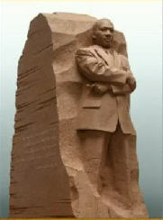 "Martin Luther King, Jr. National Memorial ""Stone of Hope"" Wikipedia"