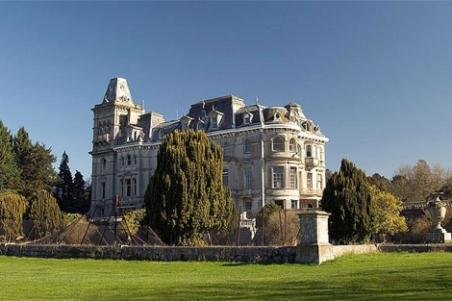 La mansión 'Park Place' situada en el condado de Oxford.| ELMUNDO.es