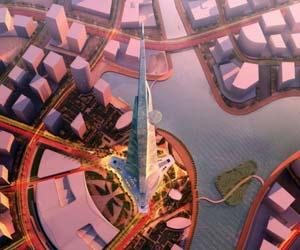 Kingdom Tower será la nueva torre más alta del mundo