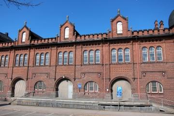 The Old Customs Warehouse (Helsinki, Finlandia)