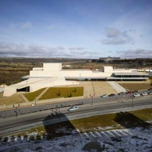 Centro de Exposiciones y Congresos de Ávila (Foto: web de Francisco Mangado)