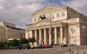 Teatro Bolshoi, Magnificencia Rusa. sobreturismo.es
