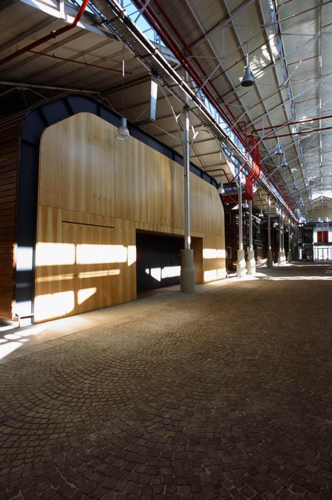 Mercado de Pescado (Centro Metropolitano de Diseño)