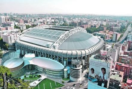 Así luciría el Bernabéu, según publica AS hoy - As.com
