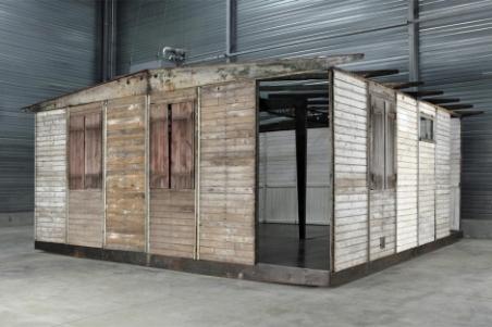 La Casa 6x6, vivienda prefabricada. | IvoryPress ElMundo.es