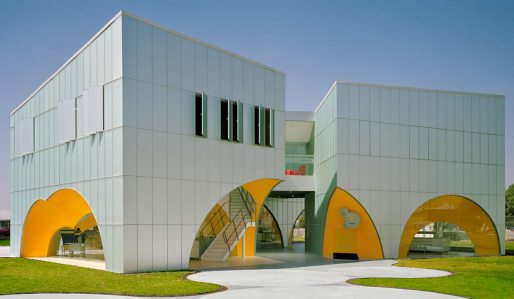 Imagen: Web de Rojkind Arquitectos -  www.rojkindarquitectos.com