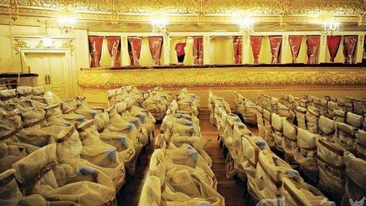 MOSCÚ. El teatro Bolshoi reabrirá sus puertas el 28 de octubre luego de una reorganización de 760 millones de dólares plagada de retrasos. Ñ, Revista de Cultura - Clarín.com