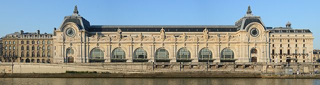 North side of Orsay Museum building. This panorama is made of three pictures stitched with Hugin - Wikipedia