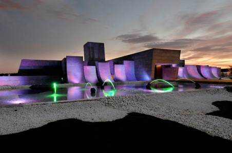 """""""1001 Nights"""" private dwelling by architects A-Cero - Gizmag"""