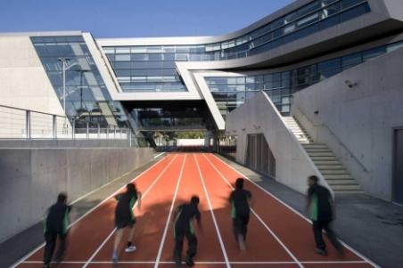 Instalaciones del edificio premiado.| RIBA - ÉlMundo.es / Agencia EFE
