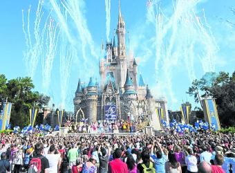 Disney World de Fiesta - Foto: Archivo Portafolio.co