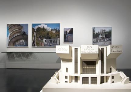 Building the Revolution. Soviet Art and Architecture 1915-1935. CaixaForum Barcelona