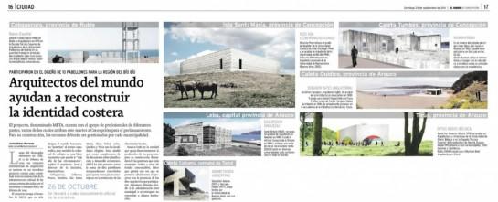 Pezo von Ellrichshausen Arquitectos / META