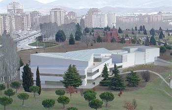 Recreación del Museo Universidad de Navarra. Web UN