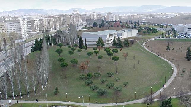 ABC Recreación virtual del futuro museo - Universidad de Navarra