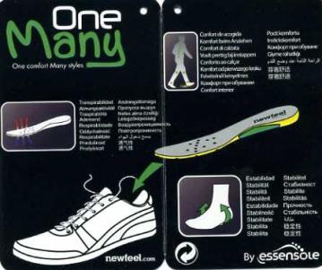 Instrucciones para cambio de piso (plantilla) de OneMany