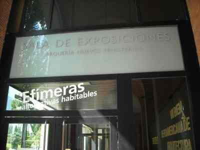 Sala de Exposiciones, Arquería de Nuevos Ministerios