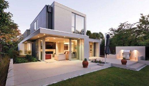 AWARD-WINNING: Architect Cymon Allfrey, below, and his winning design. www.stuff.co.nz