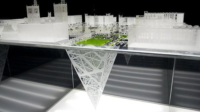 BNKR El Rascasuelos tiene forma de pirámide invertida-  ABC.es / Neoteo