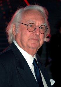 Richard Meier en el festival de cine de Tribeca en 2009. Wikipedia