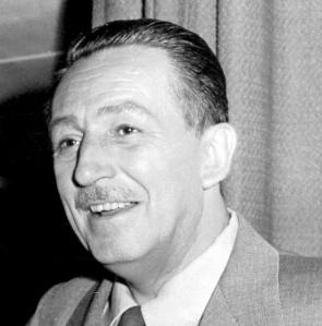 Walt Disney a los 52 años (enero de 1954)