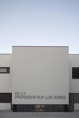 Exterior del Edificio. Fotografía: OM2A Arquitectos Asociados – Bruno Antunes.