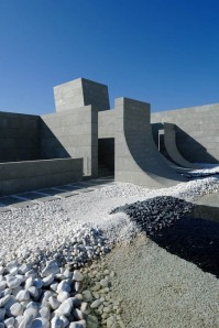 """""""1001 Nights"""" private dwelling by architects A-Cero - www.gizmag.com"""