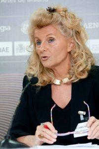 Isabel Tocino, Patrona de la Fundación Arquitectura y Sociedad, y ex Ministra de Medio Ambiente.