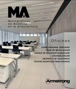 MAA Armstrong Acústica en Arquitectura de Oficinas