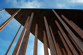 El pabellón de España en la Expo de Zaragoza 2008, España. Wikipedia
