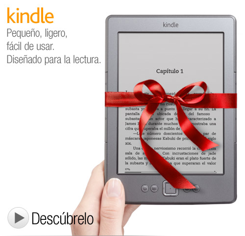 El nuevo Kindle, disponible para regalar en Navidad y Reyes - Amazon.es
