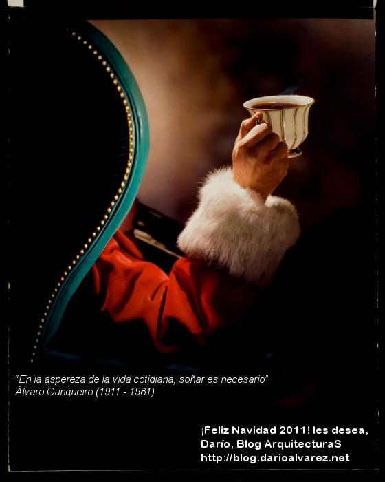 ¡Feliz Navidad 2011! Les desea el Blog ArquitecturaS. ¡Paz!