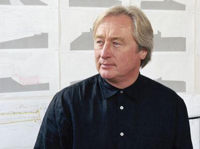 Steven Holl. El arquitecto estadounidense tiene oficinas en Estados Unidos y China (Archivo Clarín - Arquitectura)