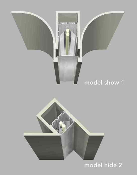 Ejemplos de modelización de interiores mediante soluciones Plightster - Imagen: Cortesía BARASONA Diseño y Comunicación