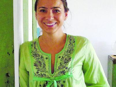 Protagonista.  Paula Zuccotti utiliza la etnografía para conocer la interacción entre usuarios y productos. Clarín, Arq - DiseñoZuccotti_producto_CLAIMA20111220_0216_7