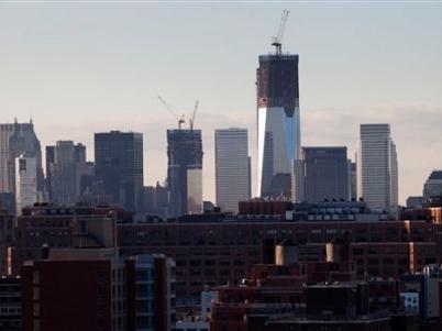 Foto: AP  Hasta el momento se ha completado la construcción de 90 pisos y se prevé que esté terminado para 2013. - Foto: www.milenio.com