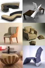 Muebles de diseño italiano - Foto: FIDI www.florence-institute.com