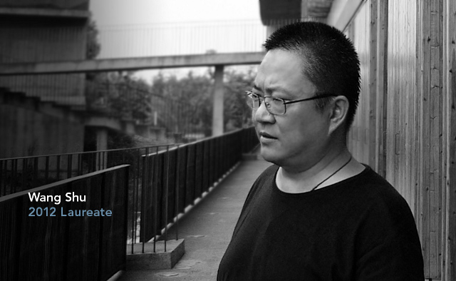 Wang Shu of The People's Republic of China Is the 2012 Pritzker Architecture Prize Laureate
