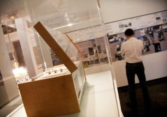 Modelos de Ulm 1953 - 1968. El nuevo diseño de la nueva Alemania - Foto: web Embajada de Alemania en Madrid