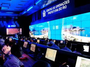 Centro de operaciones de Río de Janeiro de IBM - www.elcultural.es
