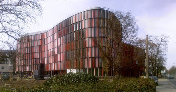 Cologne Oval Offices on Gustav-Heinemann-Ufer, Cologne - completed in 2010 - Wikipedia